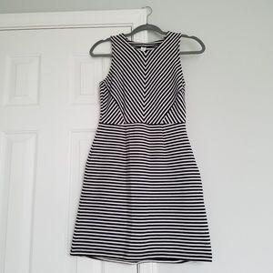 PXS Striped Old Navy Sheath Dress